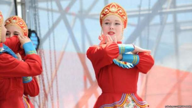 День России в Крыму
