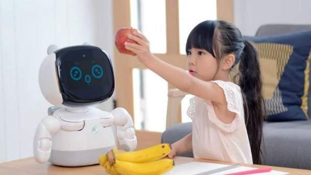 Xiaomi представила недорогого робота, который умеет ухаживать за детьми