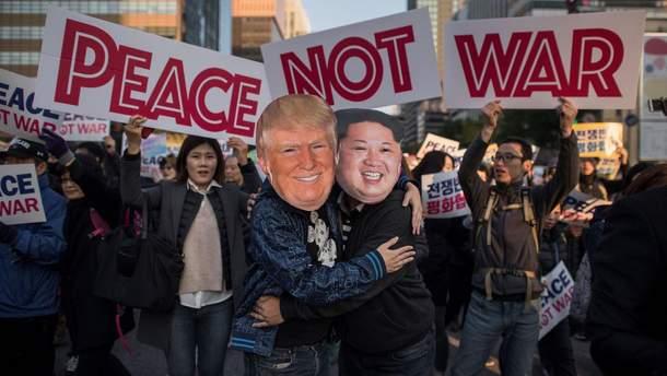 Білий дім оприлюднив ролик про майбутнє КНДР