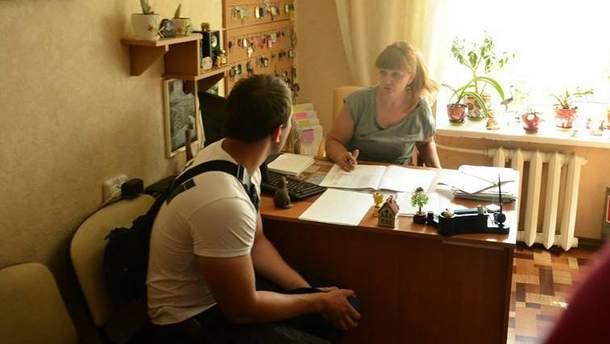 В общежитии КНУТКиТ имени Карпенко-Карого произошел языковой скандал