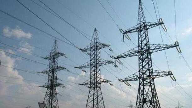 Крым без электроэнергии