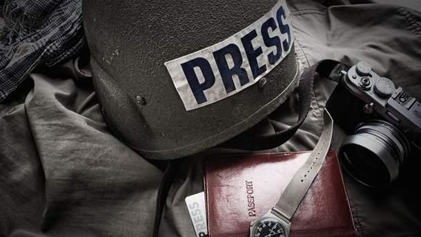 Журналісти звернулись до Міноборони
