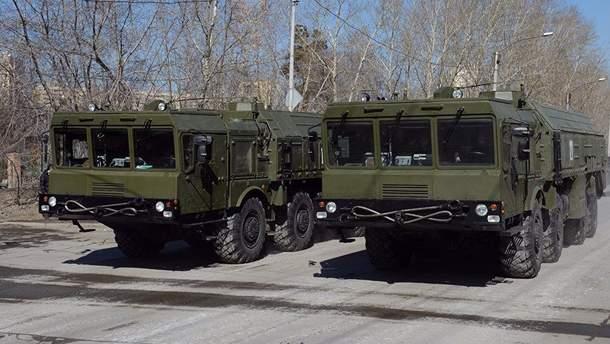 Росія проводить військові навчання напередодні старту ЧС-2018