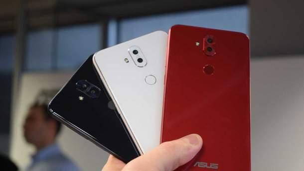 Смартфон Zenfone 5Q надійшов у продаж
