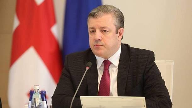 Правительство Квирикашвили подало в отставку из-за массовых протестов в стране