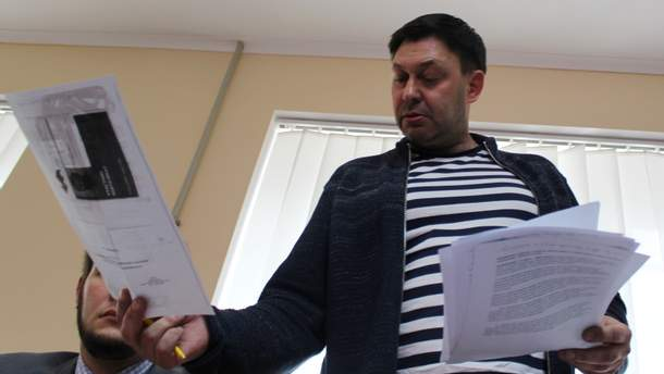 Кирила Вишинського у СІЗО Херсона має намір відвідати омбудсмен РФ