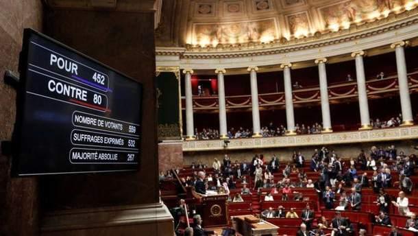 Уряд Франції підтримав реформи залізниці, які спричинили масові страйки в країні