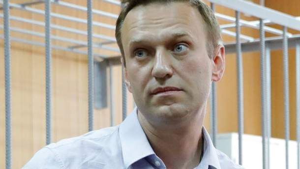 Олексій Навальний 14 червня вийшов на волю після 30 діб арешу