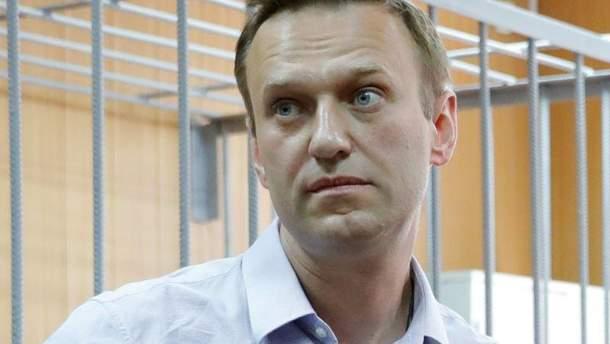Алексей Навальный 14 июня вышел на свободу после 30 суток ареста