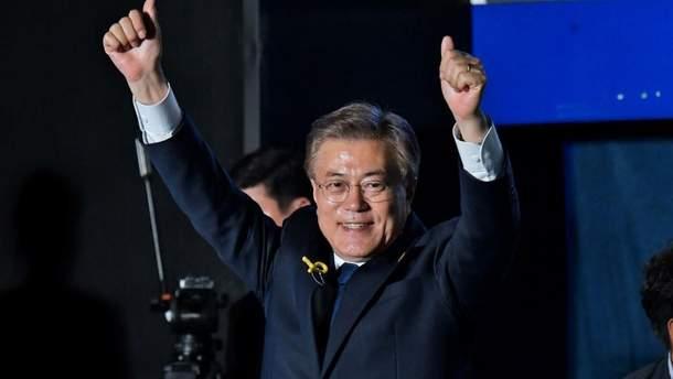 Президент Південної Кореї  Мун Чже Ін назвав успіхом саміт США та КНДР
