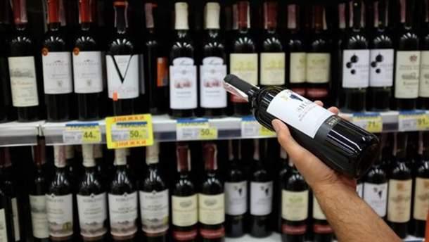 В Україні можуть зрости ціни на алкоголь