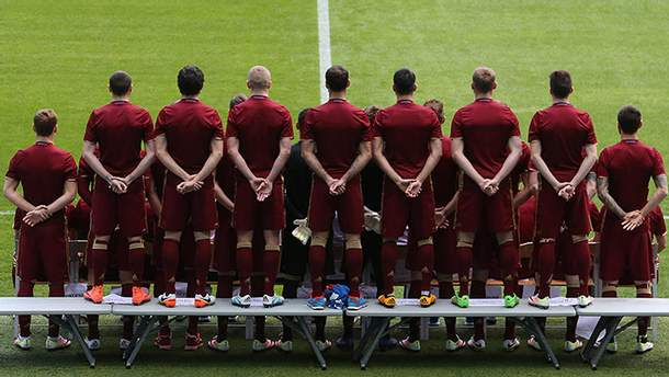 Россия не выиграет ни одного матча на Чемпионате мира по футболу 2018
