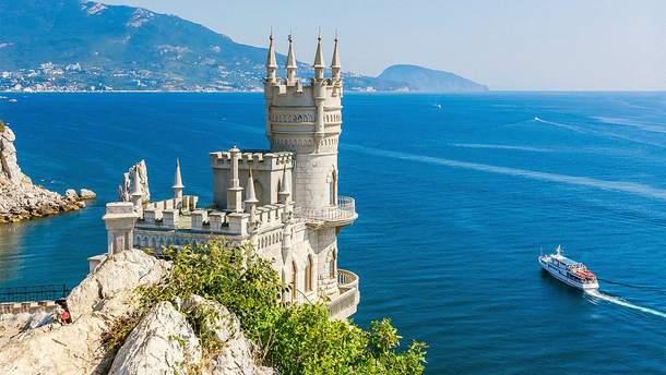 Оккупированный Крым предлагают переименовать