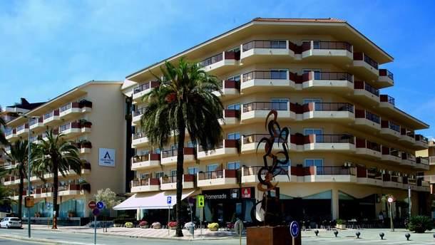 Готель в Іспанії
