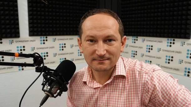Український режисер В'ячеслав Бігун голодує третій день на підтримку Сенцова