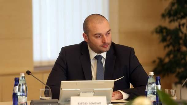 В Грузии выдвинули кандидатуру на должность премьер-министра страны