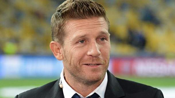 Бывший игрок сборной Украины посетил матч-открытие Чемпионата мира по футболу в России