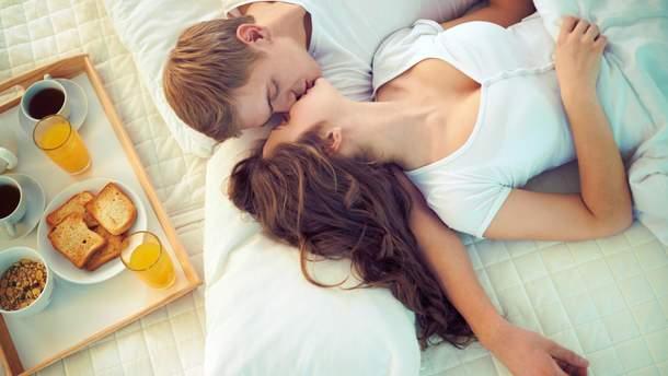 Скільки людині потрібно сексу