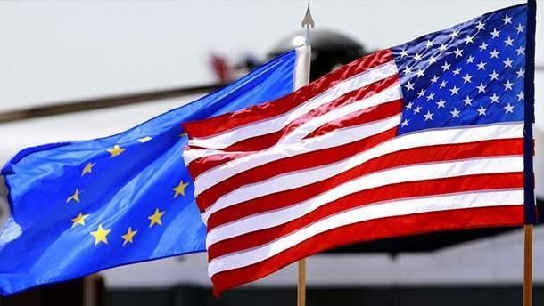Євросоюз підтвердив введення мит у відповідь на дії США