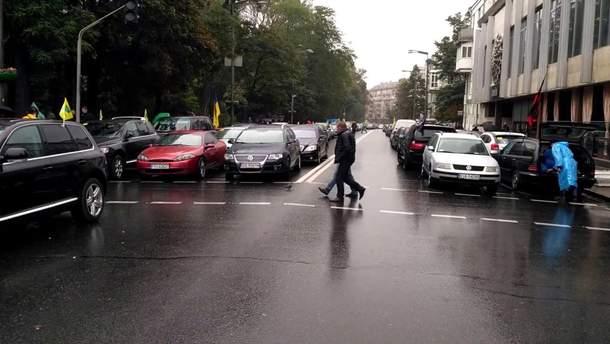 На 22 улицах Киева могут позволить скорость движения до 80 км/ч