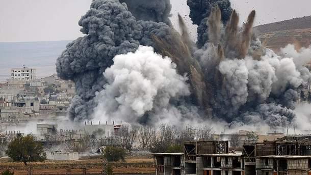 Госдеп США обвинил Россию в смерти 44 человек в результате авиаудара в Сирии