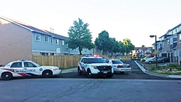 Стрельба в Торонто: ранены 2 детей