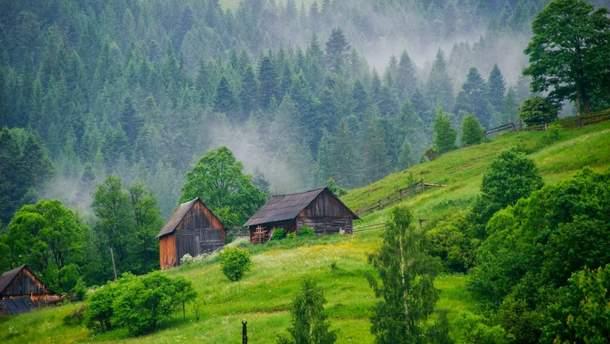 Прогноз погоды в Украине на 18 июня