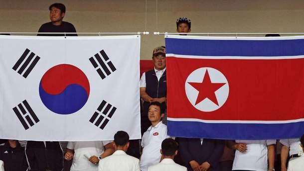 Южная Корея и КНДР начали возобновлять контакты военных