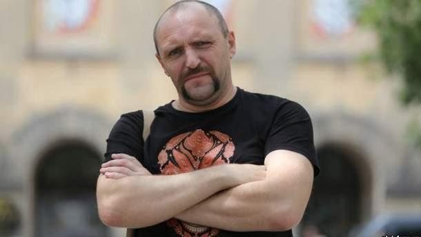 Художник Андрій Єрмоленко