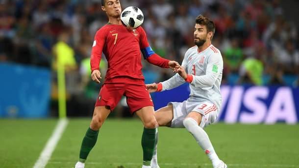 Испания - Португалия результат и обзор матча Чемпионата мира 2018
