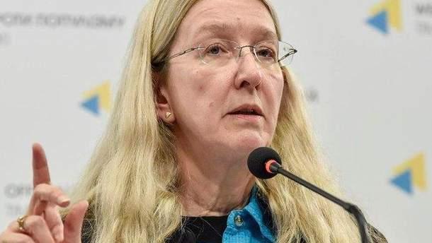 Супрун рассказала, как в Украине изменят работу экстренной медпомощи