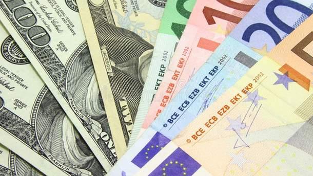 Наличный курс валют 15 июня в Украине