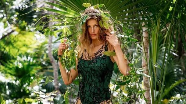 Жизель Бундхен для Vogue