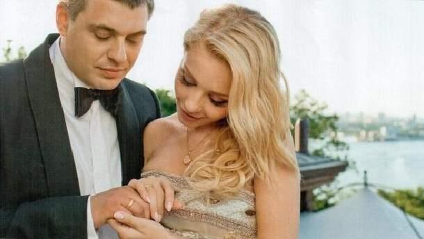 Весілля Тіни Кароль і Євгенія Огіра