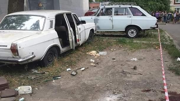 Власником авто, через вибух якого постраждали діти, виявився колишній учасник бойових дій на Донбасі, – Крищенко
