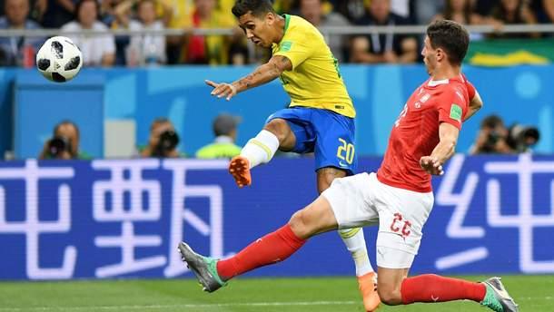 Бразилія – Швейцарія: результат та огляд матчу Чемпіонату світу з футболу 2018