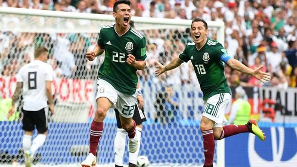 Головні події Чемпіонату світу з футболу 2018 17 червня