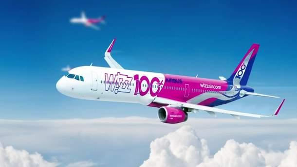 Wizz Air пропонує подорож у невідомому напрямку