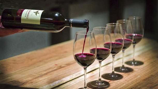 Вчені виявили несподівану властивість червоного вина