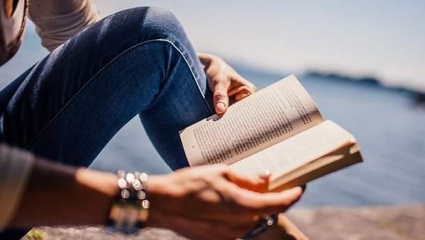 Топ-5 книжек на лето