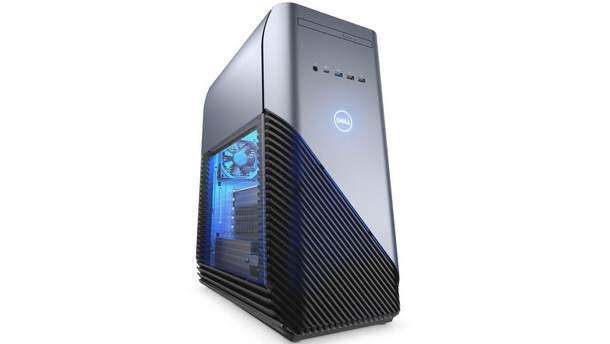 Компания Dell представила игровой компьютер Inspiron Gaming Desktop