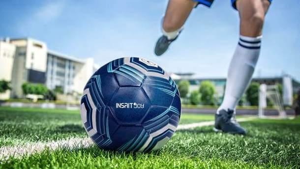 """Xiaomi представила """"умный"""" футбольный мяч Insait Joy"""