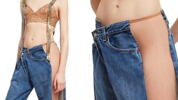 Джинсы, которые нужно носить без белья