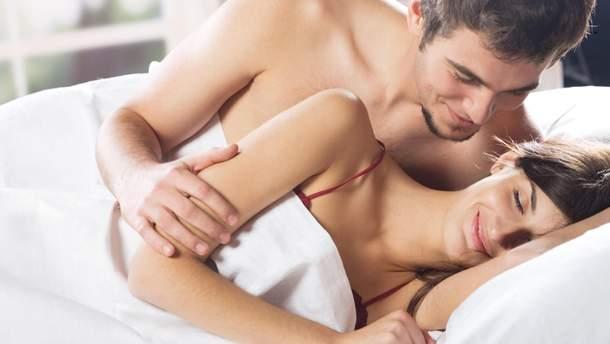 Во врремя беремености девушке хочется секса