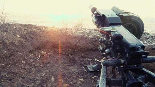 Пророссийские боевики обстреляли жилые кварталы окраин Торецка