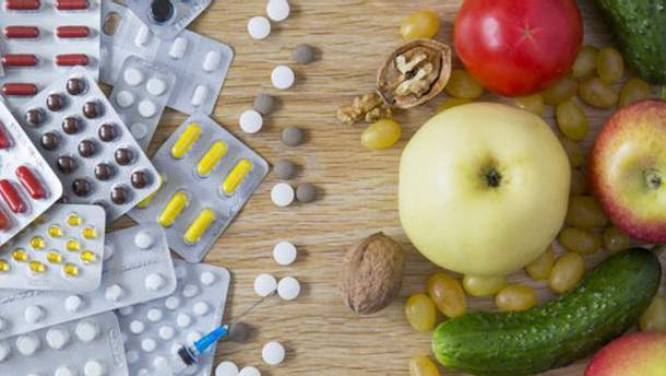 Які ліки категорично не можна вживати з їжею