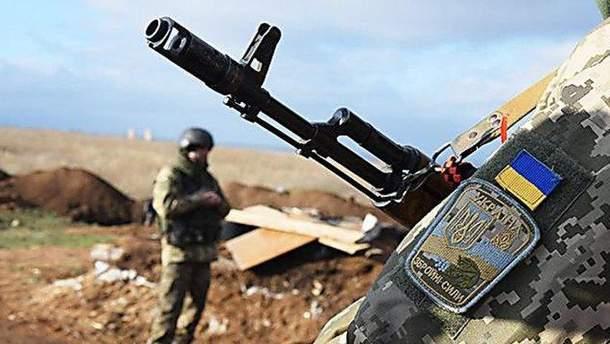 За минувшие сутки бойцы ВСУ уничтожили одного оккупанта