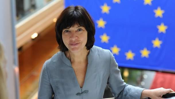 Ребекка Хармс положительно отозвалась о Марше равенства в Киеве