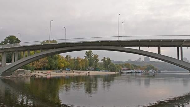 Трагедия произошла в киевском Гидропарке под Венецианским мостом