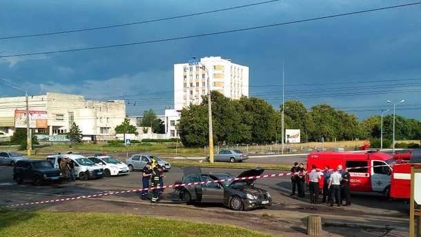 17 червня правоохоронці повідомили, що розслідуватимуть вибух автомобіля у Черкасах як умисне вбивство